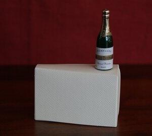 Taartpunt 'Champagne'
