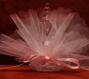 Geboortebedankje 'Groot Zuigflesje Papflesje' (roze)